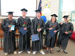GED Graduates Ready for Further Education and Careers