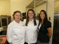2010 Culinary Alumna Featured on TV