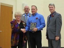 WCCC Staff, Board, Business Partner Honored by OSBA