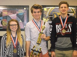 39 Place, 14 Qualify for BPA Nationals