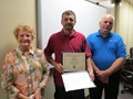 Grad 1st to Earn 2 Certifications in Adult Diploma Program