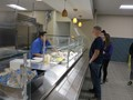Our New Cafeteria Kitchen is Open for Breakfast and Lunch image
