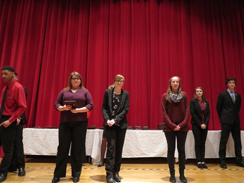 Students Advance to BPA Ohio Contest