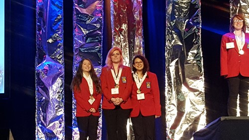 WCCC Students Place at Ohio SkillsUSA