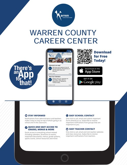 WCCC App Launches for 2018-19 School Year