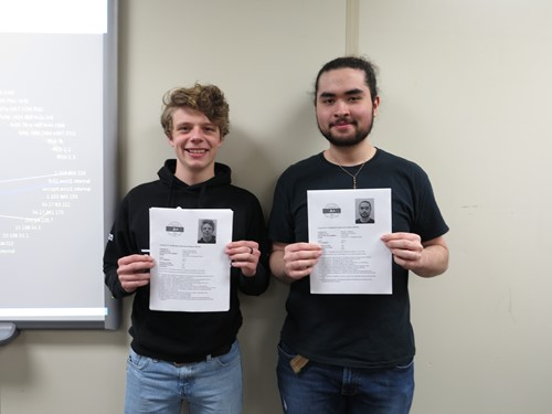 LMHS WCCC Satellite Students Earn CompTIA Certifications
