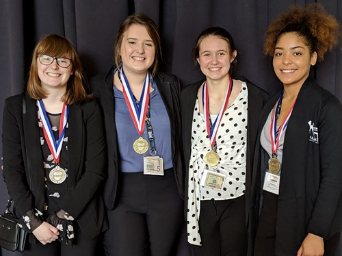 14 Qualify for National BPA Competition