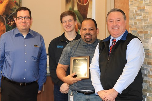 Festo honored for support of students