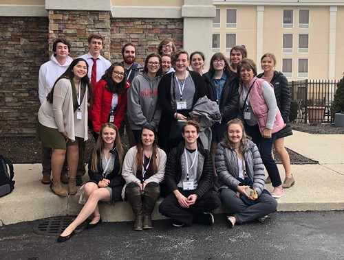 Students Compete, Learn, at Educators Rising Conference