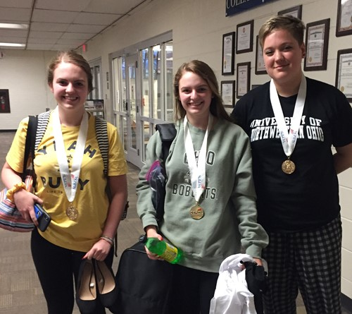 WCCC Students Earn 5 Medals at Ohio SkillsUSA