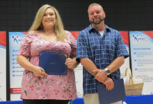Adult Students Congratulated at Recognition Ceremony