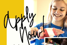 It's time to APPLY!