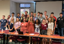 WCCC Lebanon Students Join Youth Chamber