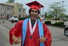 Advanced Manufacturing Grad Earns Certification