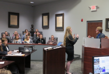 Mock Trial Teaches Real World Lessons