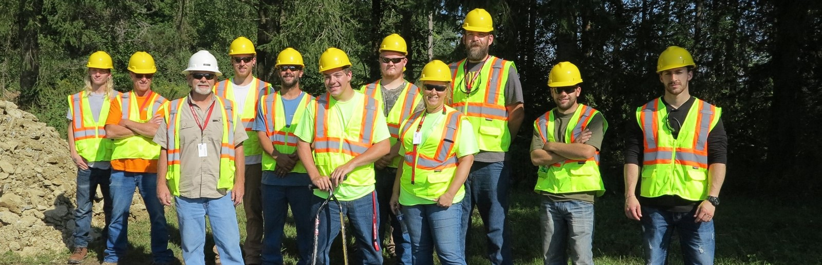 Heavy Equipment class October 2018