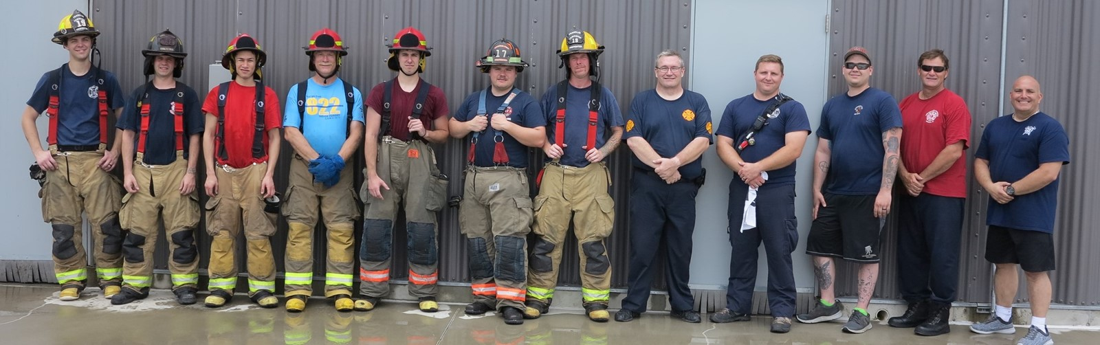 Firefighter I Adult Class