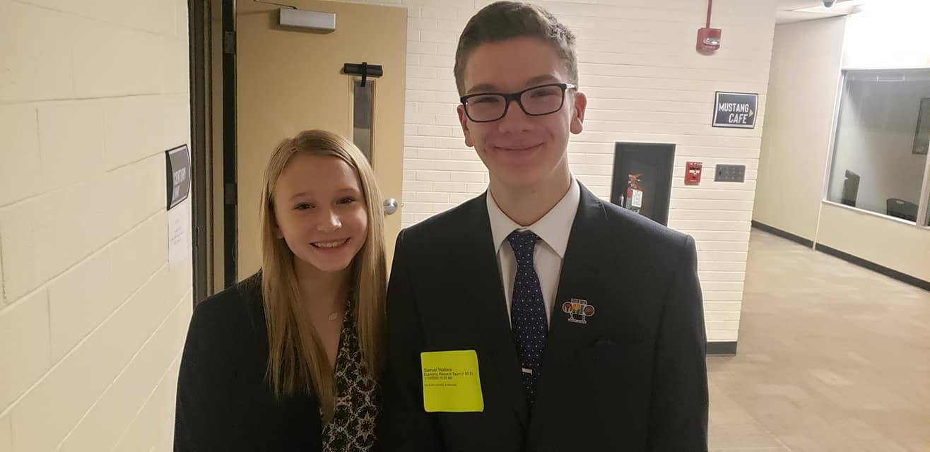Scenes from Region 17 Competition
