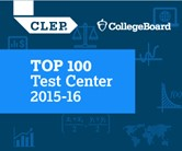 CLEP test logo